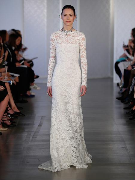 Лучшие коллекции Недели свадебной моды   галерея [3] фото [17]