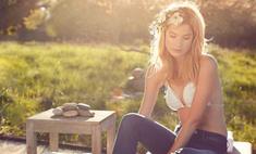 Wrangler выпустил коллекцию джинсов весна-лето 2013