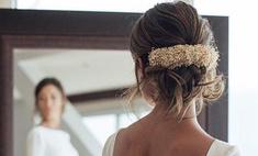 30 самых стильных вариантов свадебной прически