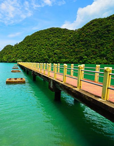 Tanjung Rhu, Langkawi - Пляж Танджунг Ру, Лангкави
