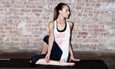 Йога для тонуса: 6 эффективных упражнений