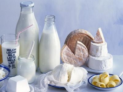 Кальций в молоке