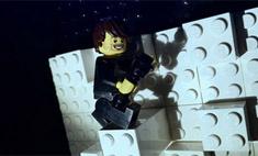 Сергей Лазарев стал героем Lego