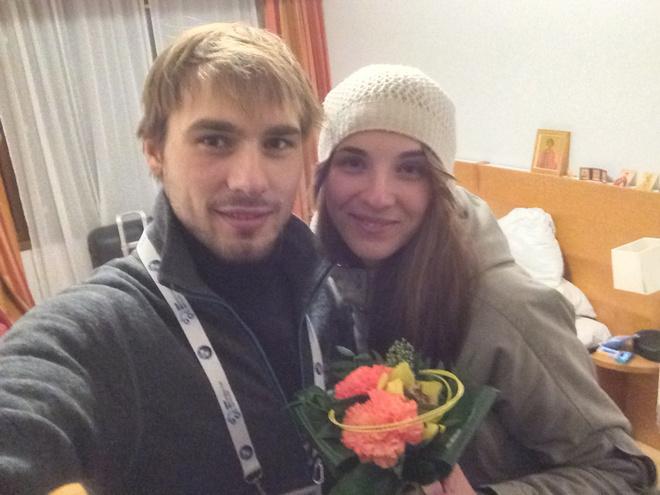 антон шипулин фото биатлон антон шипулин Антон Шипулин и Анна Маслова