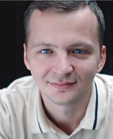 Сергей Маркин, шеф-повар московского арткафе «Галерея».
