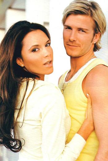 В 2009 году Дэвид и Виктория отметят десятую годовщину свадьбы