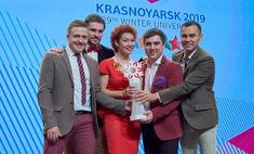 Команда «Союз» выиграла Кубок КВН «За универсиаду»