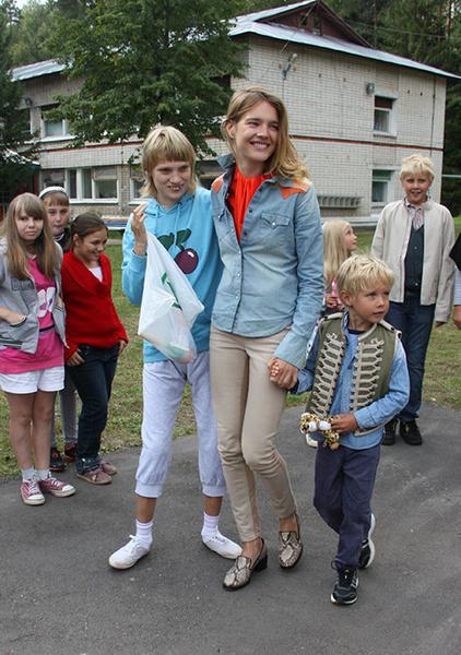 Семье Натальи Водяновой нанесли обиду