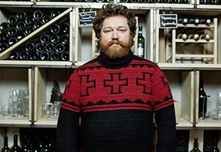 Алексей Зимин, шеф-повар