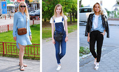 Уличная мода. Девушки в джинсах: фото и советы стилиста