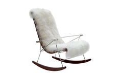 ТОП-16: модные кресла-качалки