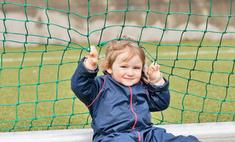 Голландский клуб подписал контракт с 1,5-годовалым мальчиком