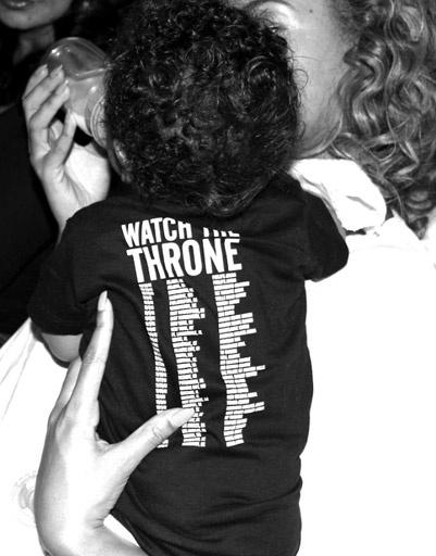 Бейонсе (Beyonce) с дочкой Блу Айви (Blue Ivy)