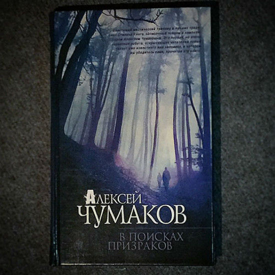 книга В поисках призраков