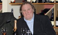 Жерар Депардье празднует день рождения