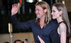После свадьбы: Джоли и Питт отправились на Мальту