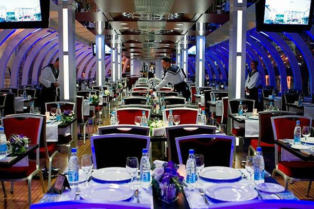 Ресторан рэдиссон флотилия