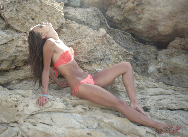 Мила Загороднова, модель