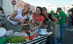 Фестиваль «Еды и развлечений»: найди себя на фото!