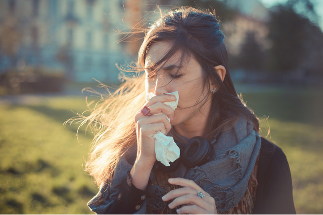 болит горло и насморк при беременности