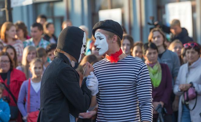 Уфа, афиша 25-27 сентября, театральная ночь