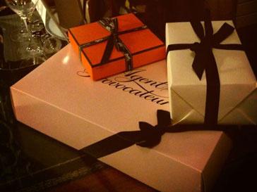 Виктория Дайнеко не забыла о подарках родственникам и друзьям