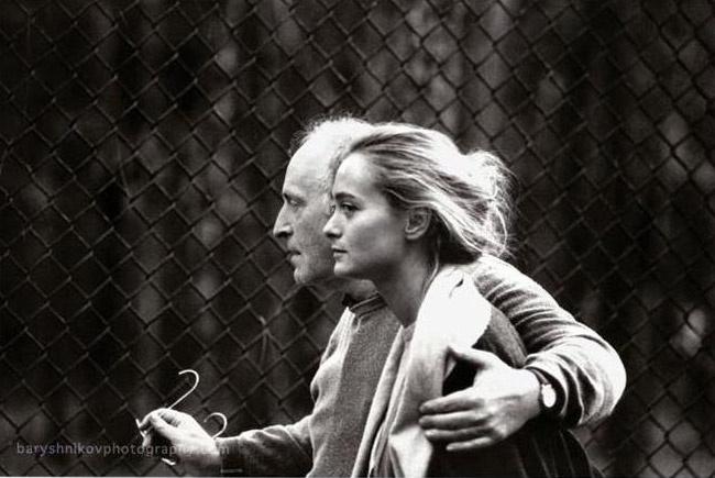 Иосиф Бродский и его жена Мария Соццани. Несмотря на существенную разницу в возрасте (Иосиф был старше Марии больше чем на 20 лет), их союз был крепким и счастливым.