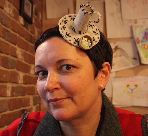 Лариса Султанова, дизайнер, фото