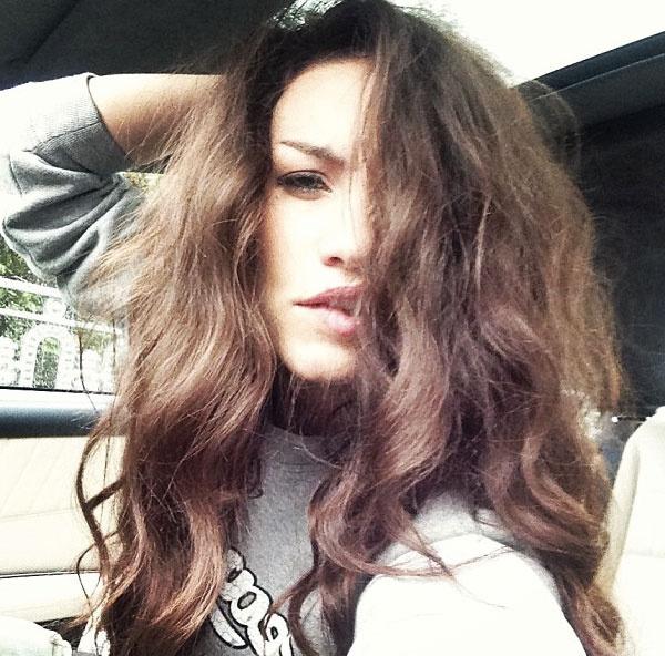 Виктория Дайнеко по пути в Иркутск
