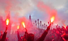 Медведев пообещал разобраться с бесчинствующими фанатами «Спартака»