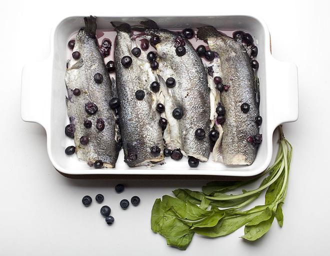 рецепт из рыбы голец в духовке