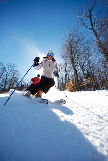 С середины ноября в Норвегии вступает в силу «снежная страховка»: если гости не смогут кататься, им вернут деньги.