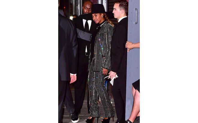 Бейонсе на CFDA Fashion Awards-2016