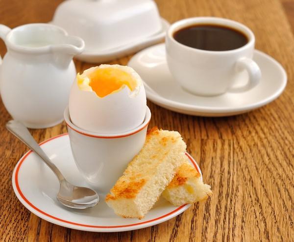 Яйца в пароварке