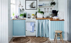 Лайфхак: 10 советов для маленькой кухни