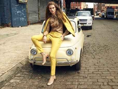 Ваш выход: весенний гардероб 2015 года