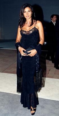 Моника Беллуччи, 2001 год