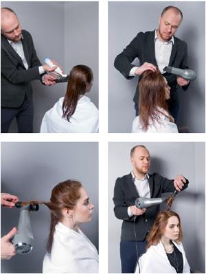 Վարպետության դաս. Երեկոյան շքեղ սանրվածք բարակ եւ չենթարկվող մազերի համար