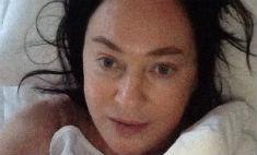 Лариса Гузеева не стесняется фотографий без макияжа