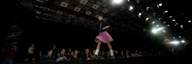 Модное шоу
