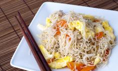 Рисовая вермишель: лучшие рецепты приготовления!