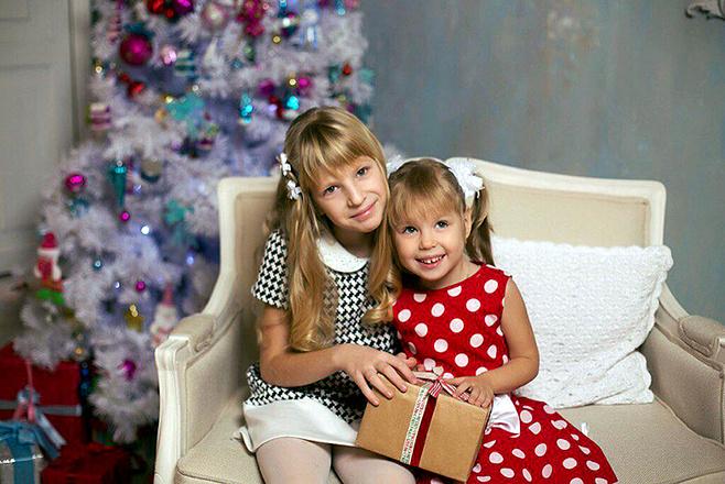 Екатерина и Алина Барановы