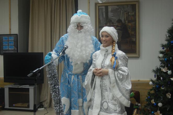 В Оренбурге открылась новогодняя выставка