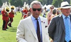 Принц Чарльз пригласил Диту Фон Тиз выступить на дне рождения сына