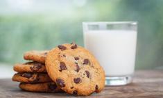 Печенье на кефире: рецепт «из того, что есть»