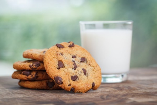 Печенье на кефире: видео рецепт