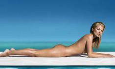 Кейт Мосс обнажилась для рекламы автозагара