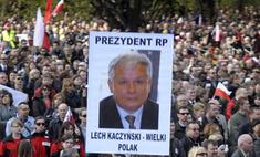 Польша получила новые документы о крушении президентского самолета