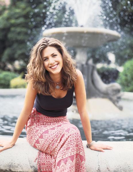 Дженнифер Энистон в молодости: фото