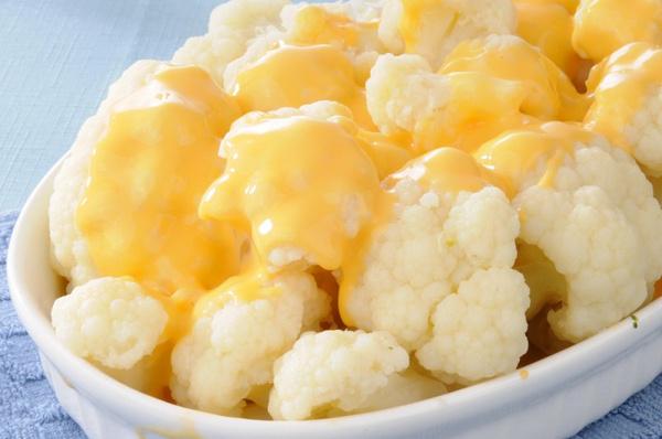 Цветная капуста в яично сырном кляре. Видео рецепт